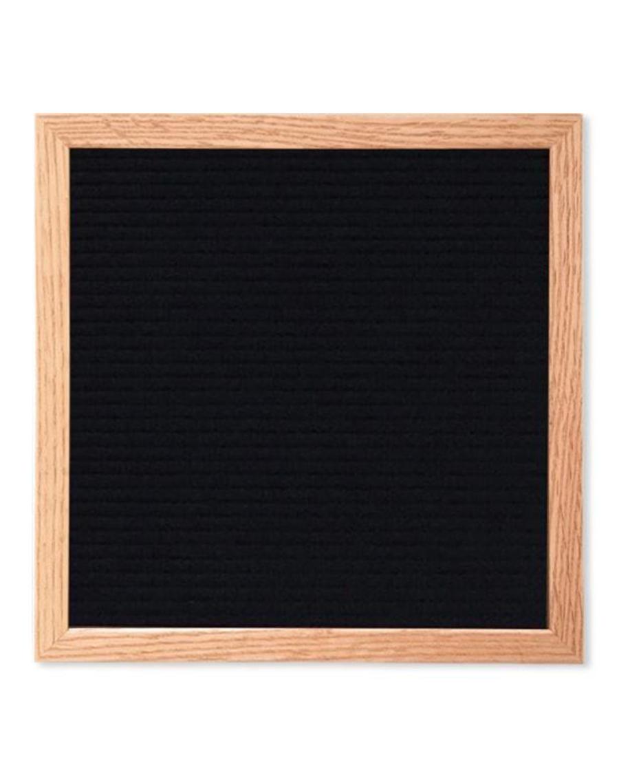 felt letter board iron leaf press. Black Bedroom Furniture Sets. Home Design Ideas